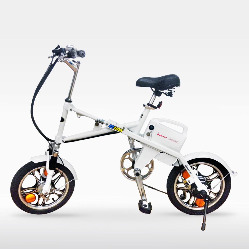 電動摺疊自行車(16吋) 2