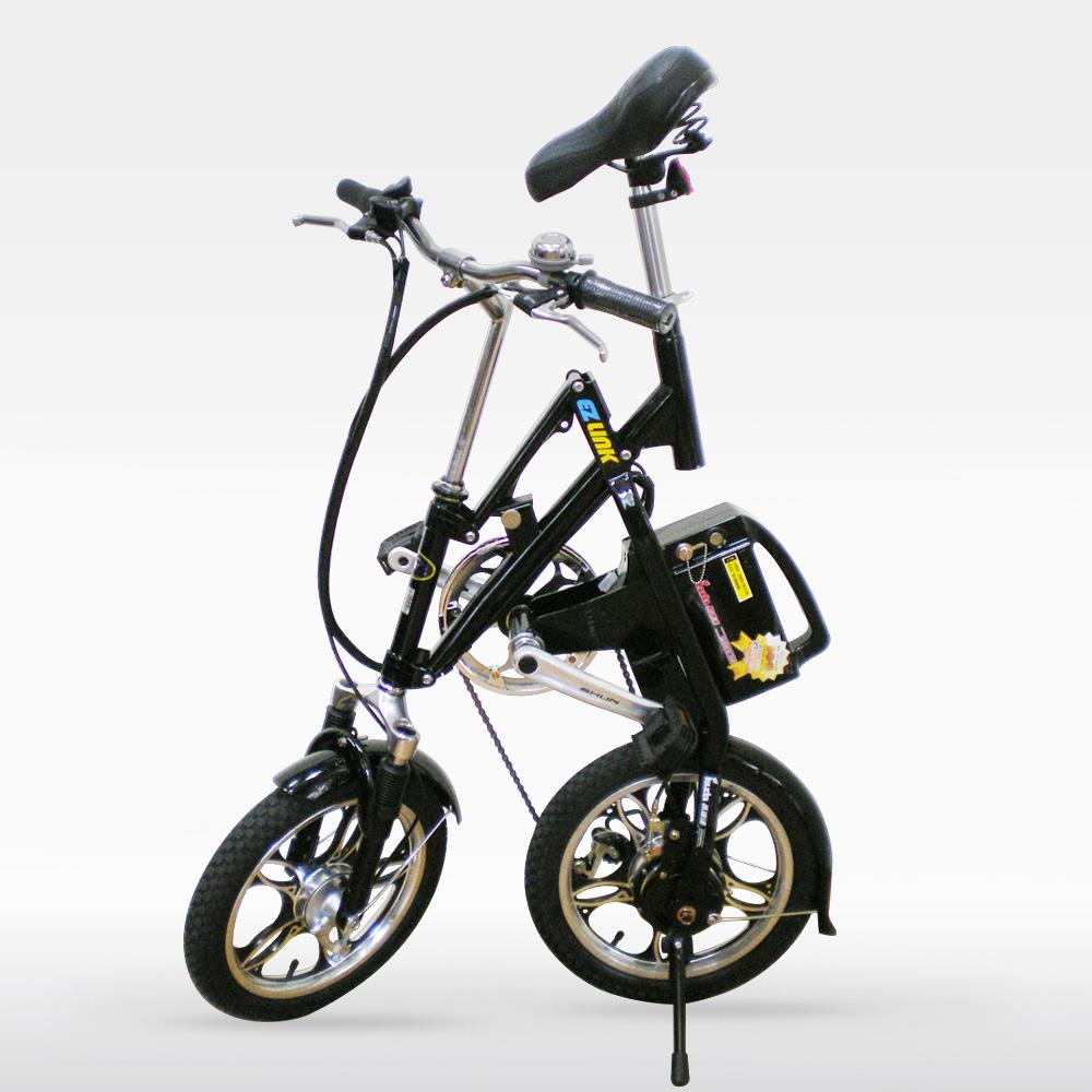 電動摺疊自行車(16吋) 3