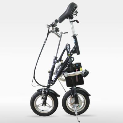 電動摺疊自行車(16吋) 4