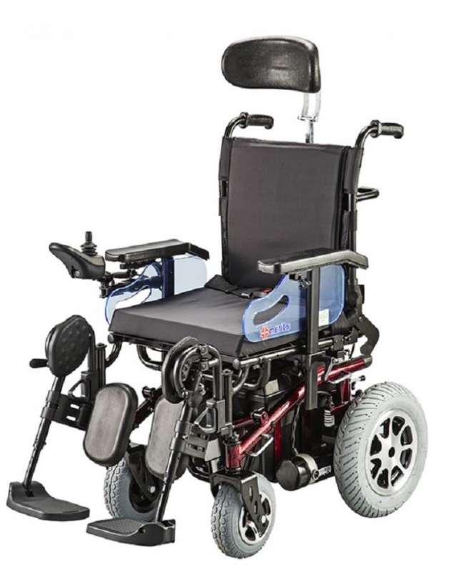 P201 泰坦虎王-多功能康復型電動輪椅 1