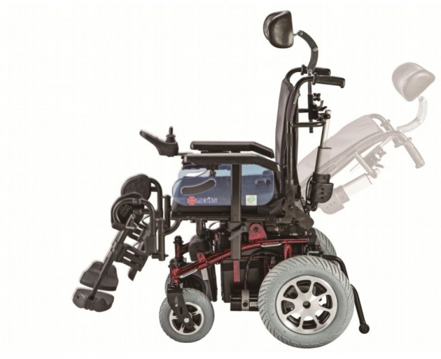 P201 泰坦虎王-多功能康復型電動輪椅 3