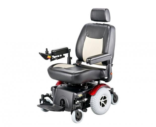 P327 中輪驅動型電動輪椅 1